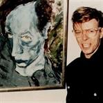 David Bowie Resim de Yapmış!