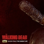THE WALKING DEAD: NEGAN İÇIN YENI POSTER
