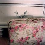 Lacivert Bavul