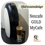 Nescafe GOLD MyCafe Denemesi