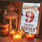 November 9 - Colleen Hoover   Kitap Yorumu