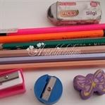 Okulda Kaybolan Kalem ve Silgilere Çözüm