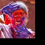 Renklerin Festivali Holi