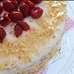 Vişneli Kolay Pasta