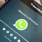 Whatsapp BlackBerry Mobil Cihazlardan Desteğini Çe