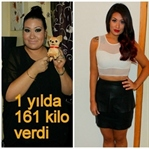 12 Ayda 161 Kilo Verdi Vlogger Oldu