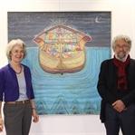 15 Yıllık Beraberliğin Eserleri Sanatseverlerin Hu