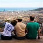 Barcelona von oben - Die Bunker del Carmel