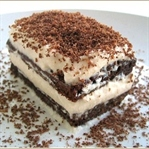 Bisküvili Pratik Pasta Tarifi