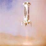 Blue Origin uzay gemisi başarıyla yere indi