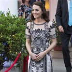 Kate Middleton: Temperley London Delphia Bluz&Etek