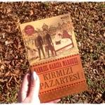 Kitap | Kırmızı Pazartesi - Gabriel Garcia Marquez