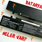 Notebook Bataryamın İÇİNDE NE VAR?