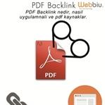 PDF Backlink – 2016