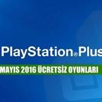 PS Plus Mayıs Ayı Ücretsiz Oyunları Açıklandı