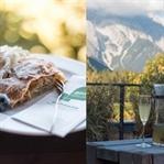 Tiroler Apfelstrudel & Kräuterlimonade