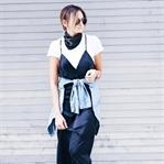 Trend: Tişört üzerine Slip elbise