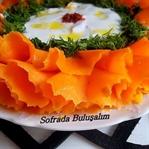 Yoğurtlu Havuç Salatası (Tarator)