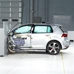 2016 VW Golf Small Overlap  Testinden Geçti