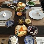 Alaçatı Kuytu'da Kahvaltı