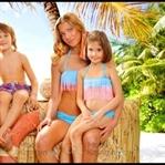 Anne – Kız Mayo Modelleri