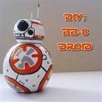 DIY: Star Wars BB-8 Droid Figürü