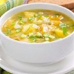 Diyet için sebze çorbası tarifi