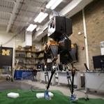 Engebeli Araziyi Alt Edebilen Robot Geliştirdiler