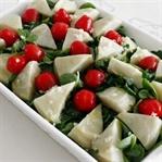 Enginarlı Semizotu Salatası