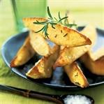Fırında Kişnişli Patates Tarifi
