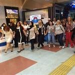 Kızılay Metro İstasyonunda Horon Tepenler Kimdi?