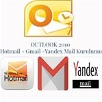 Microsoft Outlook 2010 Kurulumu ve Ayarları