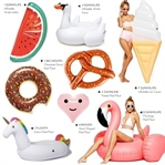 The Coolest Pool Floats