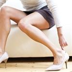 Topuklu ayakkabı giymemek için 10 sebep