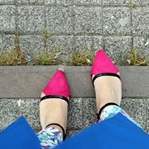 Trend: Pembe Ayakkabı