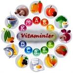 Vitaminler Ne İşe Yarar?