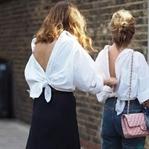 Yeni Tarz: Gömleği Tersten Giymek