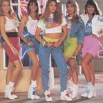 1980'li Yıllar ve İtici Modası