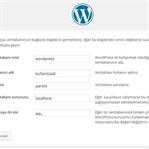 Adım Adım WordPress Kurulumu (Resimli Anlatım)