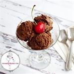 En Pratik Çikolatalı Dondurma