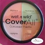 Matmazel Deneyimledi: Wet n Wild CoverAll Kapatıcı