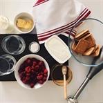 Cheesecake Tarifi (Pişirmeden)