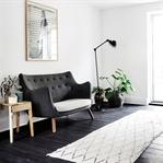 Danimarka'da Şık Bir Apartman Dairesi