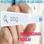 Dünyanın En Fazla Kazanan Blogları