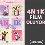 Genç Yazar Büşra Yılmaz'ın 4N1K Kitabı Film Oluyor