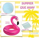 Instagram Summer Give Away