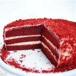 Kırmızı Kadife Kek Tarifi  (Red Velvet Cake)