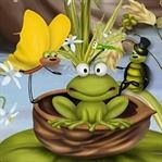 Kurbağa Prens'ten Mesajınız Var
