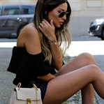 OFF SHOULDER AND CHLOÉ FOR SUMMER