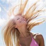Saçlara Yazın Nasıl Bakım Yapılır?